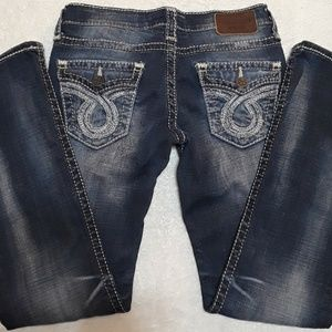 Big Star (Sweet) Bootcut Jeans Size 27R